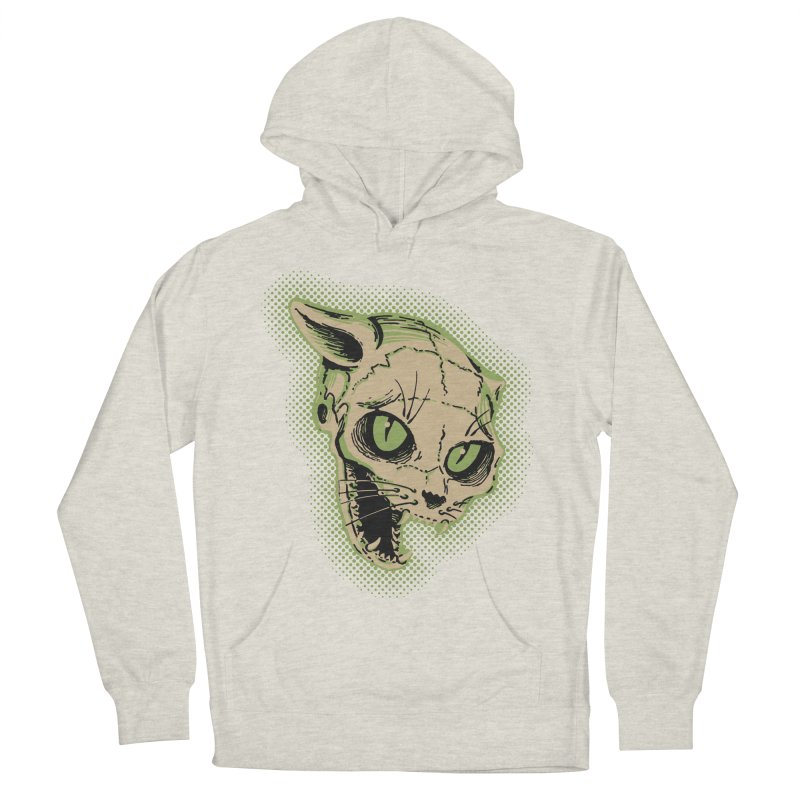 Starved Cat Men's French Terry Pullover Hoody by mostro's Artist Shop
