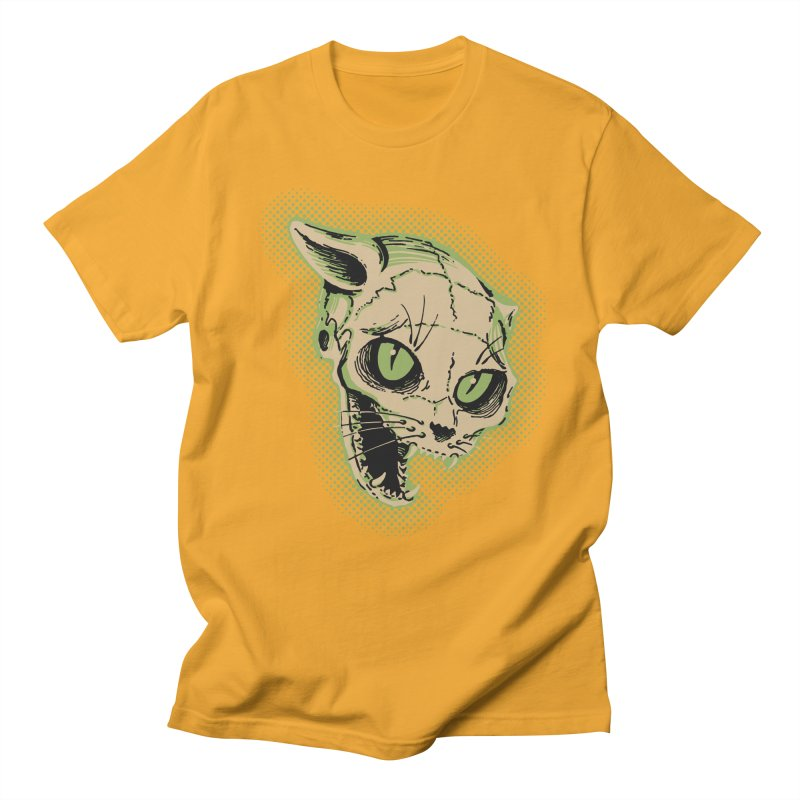 Starved Cat Men's Regular T-Shirt by mostro's Artist Shop