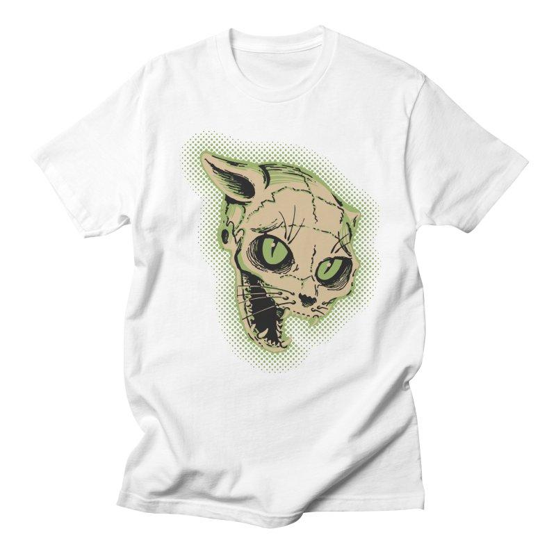 Starved Cat Men's Regular T-Shirt by mostro's Artist Shop