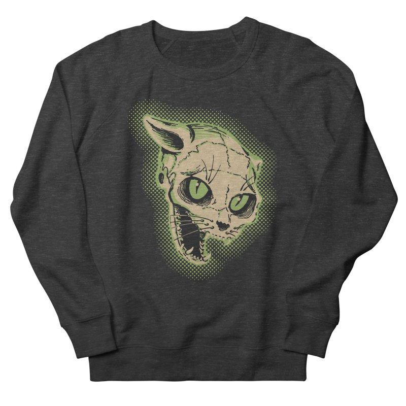 Starved Cat Men's Sweatshirt by mostro's Artist Shop