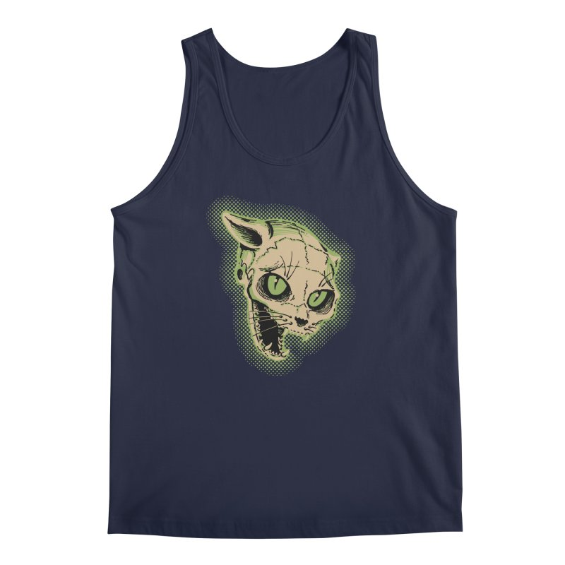 Starved Cat Men's Tank by mostro's Artist Shop