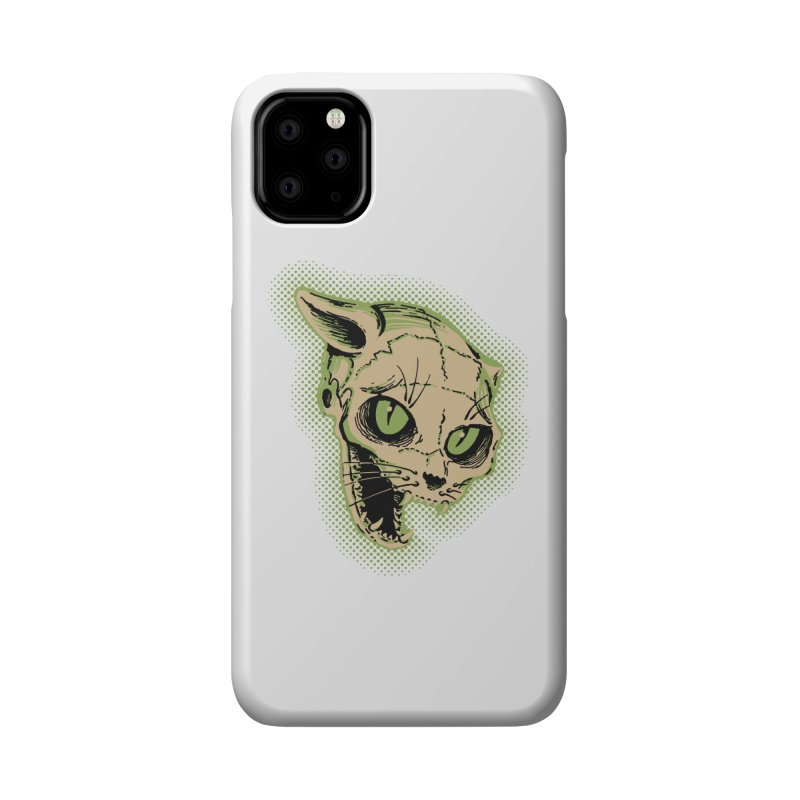 Starved Cat Accessories Phone Case by mostro's Artist Shop