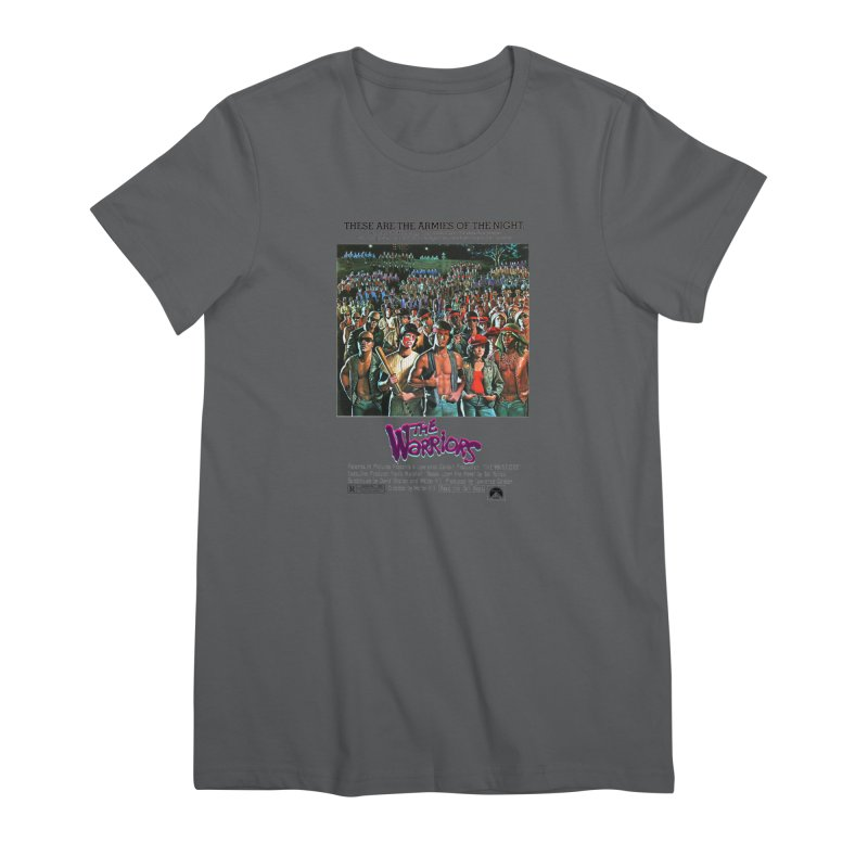 The Warriors Women's T-Shirt by mostro's Artist Shop