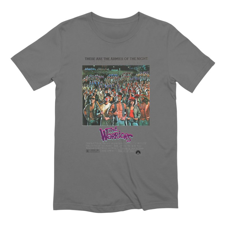 The Warriors Men's T-Shirt by mostro's Artist Shop