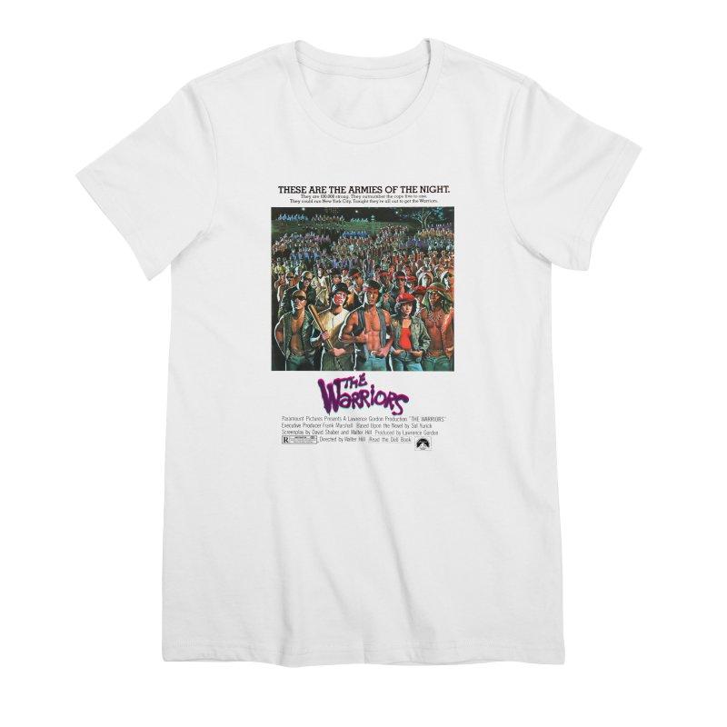 The Warriors Women's Premium T-Shirt by mostro's Artist Shop