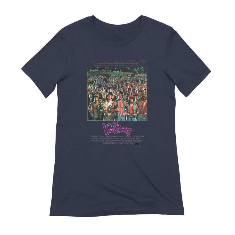 The Warriors Women's Extra Soft T-Shirt by mostro's Artist Shop