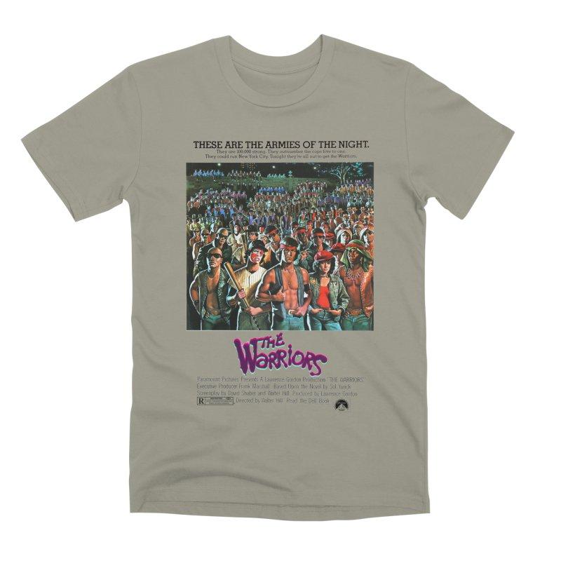 The Warriors Men's Premium T-Shirt by mostro's Artist Shop