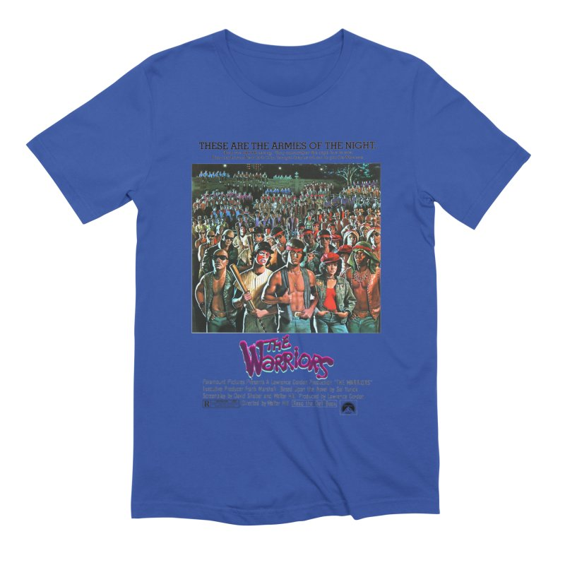 The Warriors Men's Extra Soft T-Shirt by mostro's Artist Shop