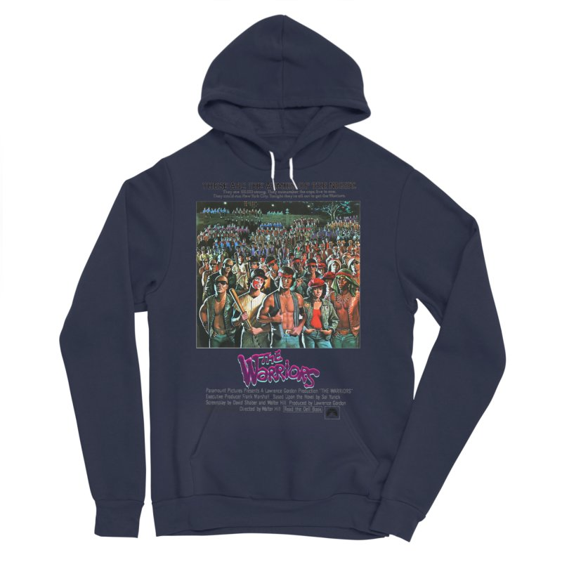 The Warriors Men's Sponge Fleece Pullover Hoody by mostro's Artist Shop