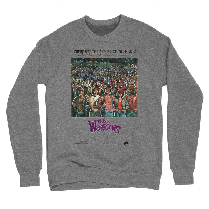 The Warriors Men's Sponge Fleece Sweatshirt by mostro's Artist Shop