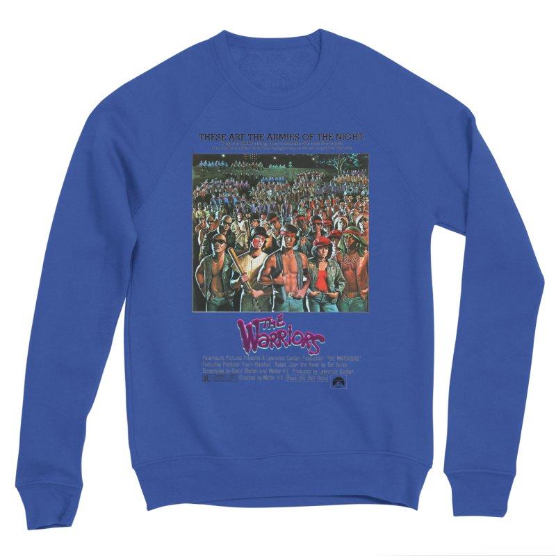 The Warriors Women's Sponge Fleece Sweatshirt by mostro's Artist Shop