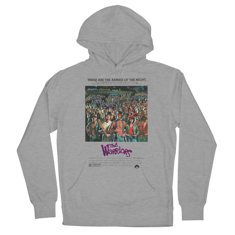 The Warriors Women's Pullover Hoody by mostro's Artist Shop