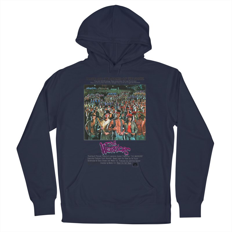 The Warriors Men's Pullover Hoody by mostro's Artist Shop