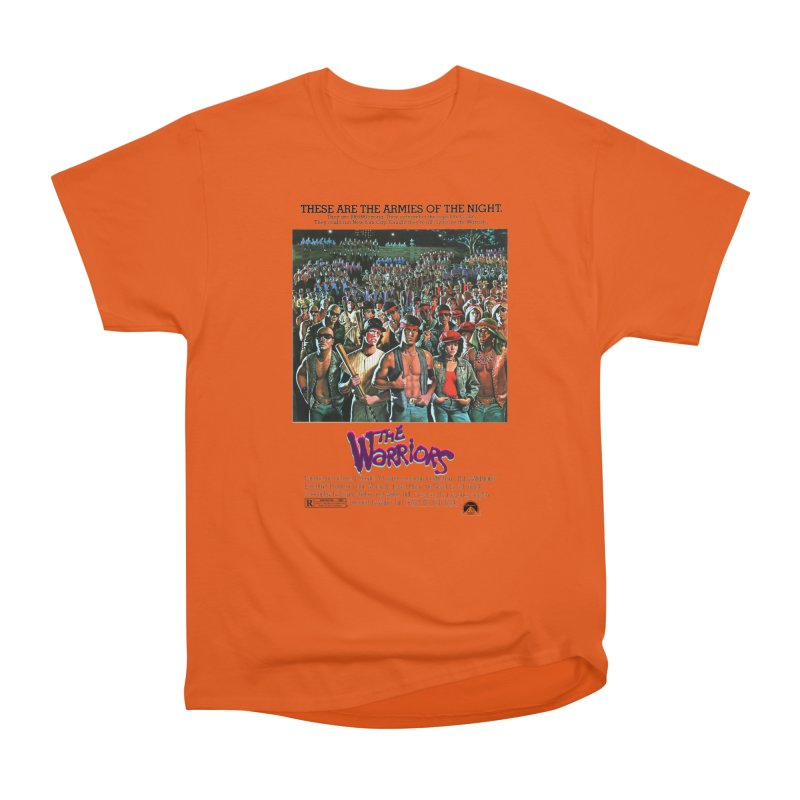 The Warriors Men's T-Shirt by mostro's Artist Shop