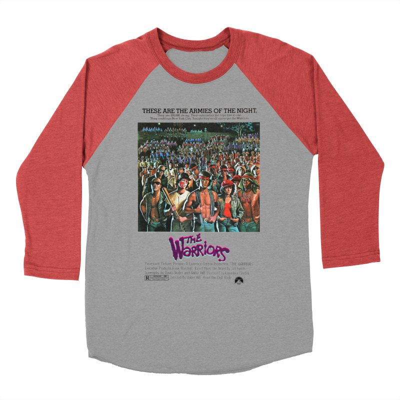 The Warriors Men's Longsleeve T-Shirt by mostro's Artist Shop