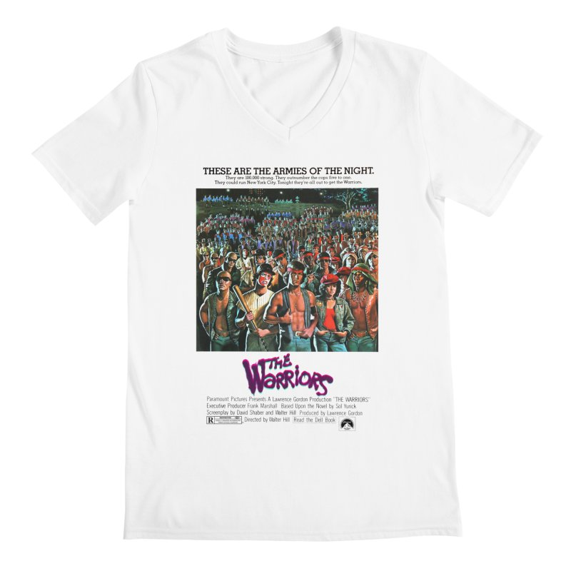 The Warriors Men's V-Neck by mostro's Artist Shop