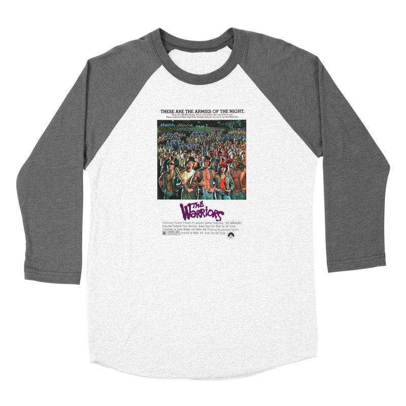The Warriors Women's Longsleeve T-Shirt by mostro's Artist Shop