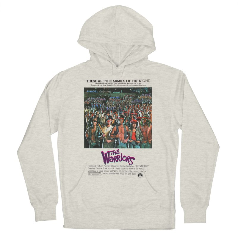 The Warriors Women's French Terry Pullover Hoody by mostro's Artist Shop