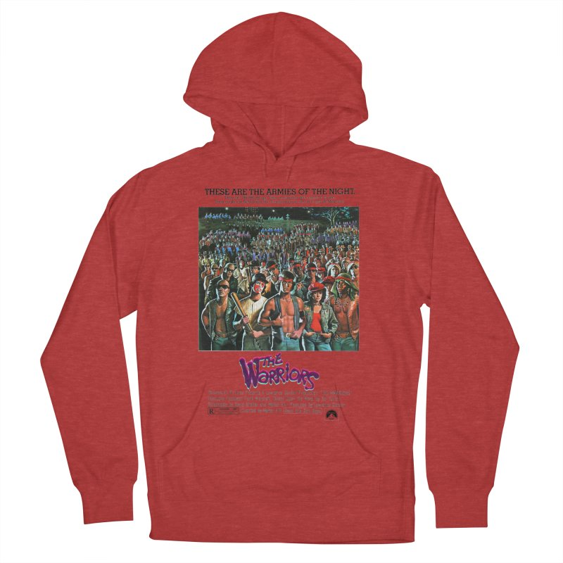 The Warriors Men's French Terry Pullover Hoody by mostro's Artist Shop