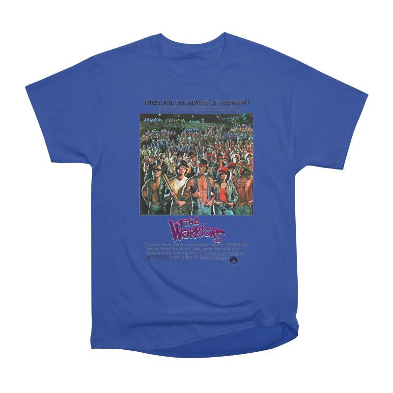 The Warriors Men's Heavyweight T-Shirt by mostro's Artist Shop
