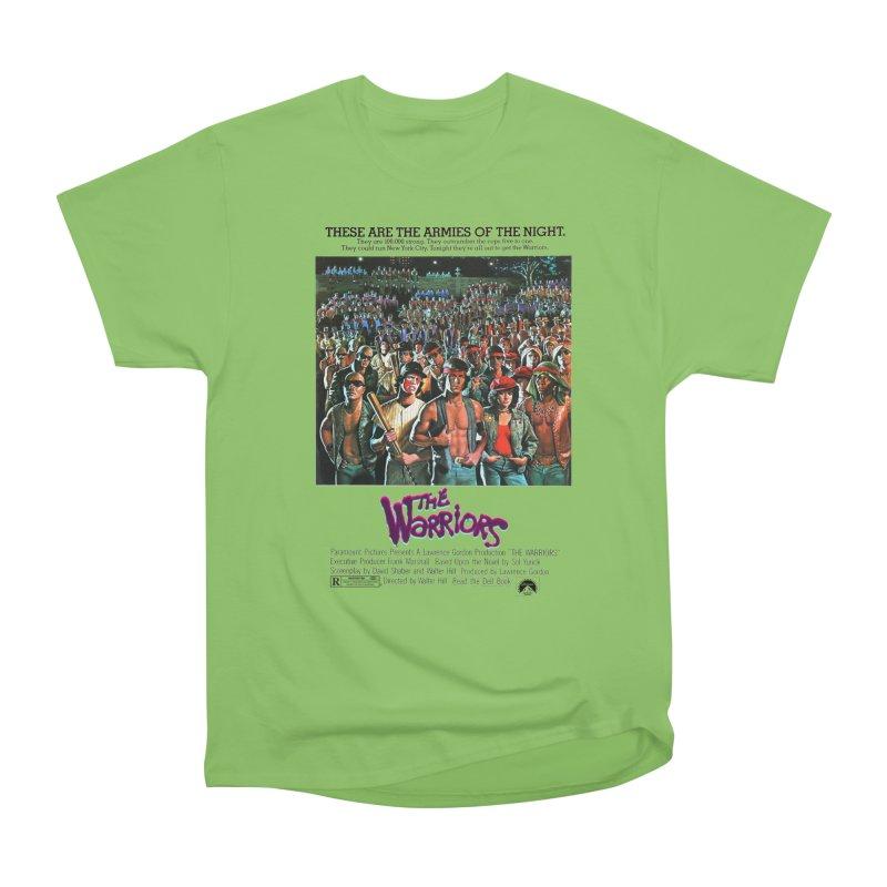 The Warriors Women's Heavyweight Unisex T-Shirt by mostro's Artist Shop