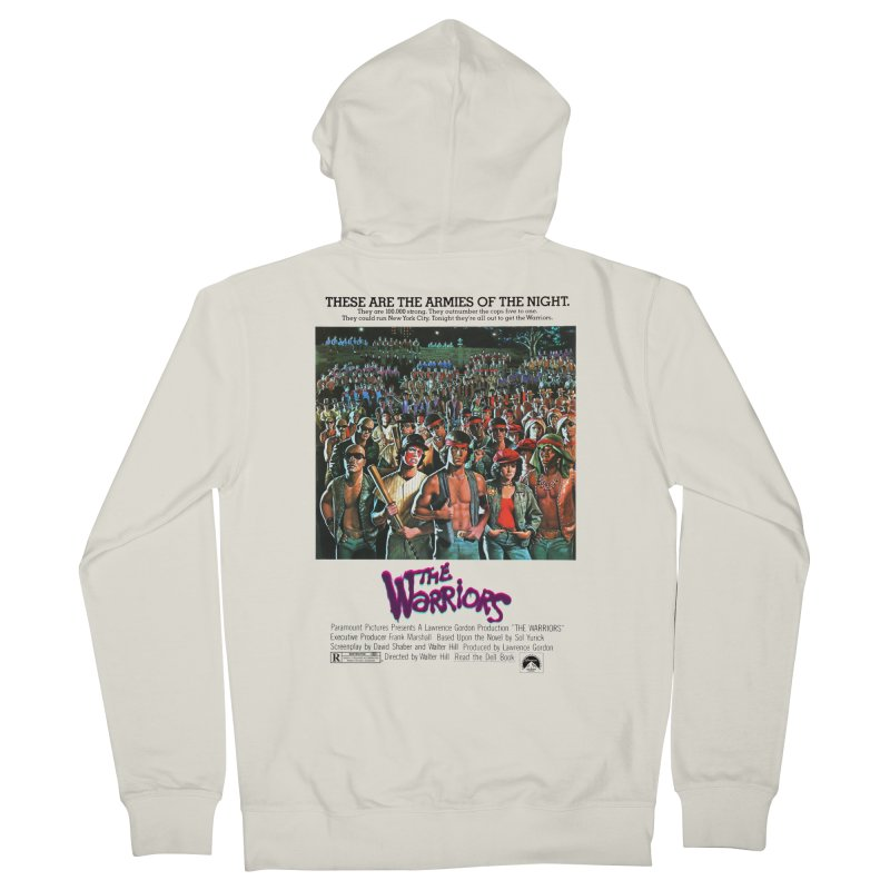 The Warriors Women's French Terry Zip-Up Hoody by mostro's Artist Shop