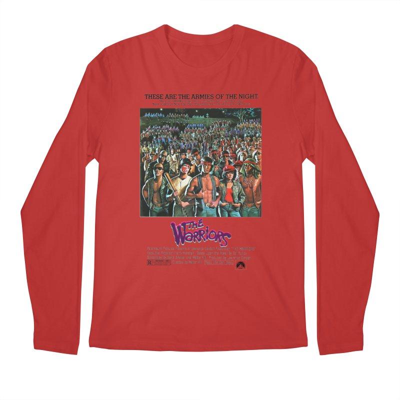 The Warriors Men's Regular Longsleeve T-Shirt by mostro's Artist Shop