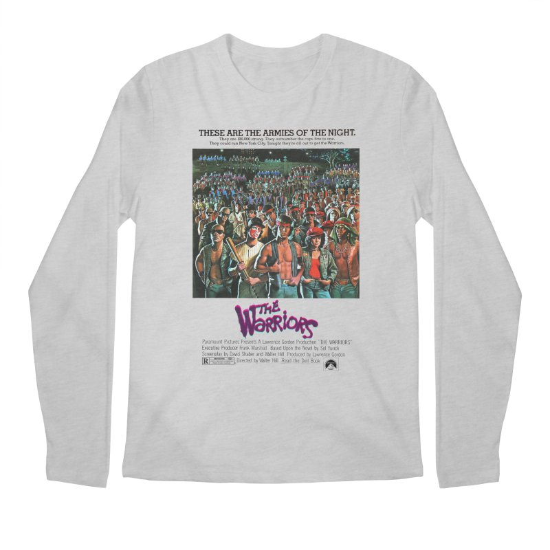 The Warriors Men's Regular Longsleeve T-Shirt by mostro's Artist Shop