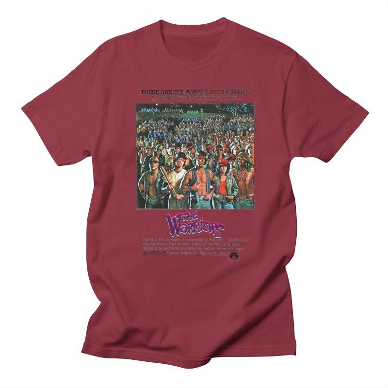 The Warriors Women's Regular Unisex T-Shirt by mostro's Artist Shop