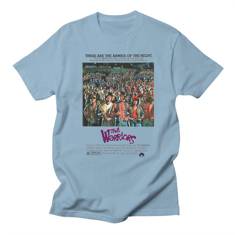 The Warriors Men's Regular T-Shirt by mostro's Artist Shop
