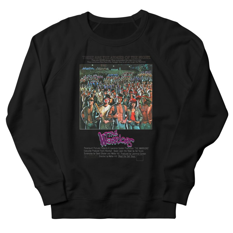 The Warriors Women's French Terry Sweatshirt by mostro's Artist Shop