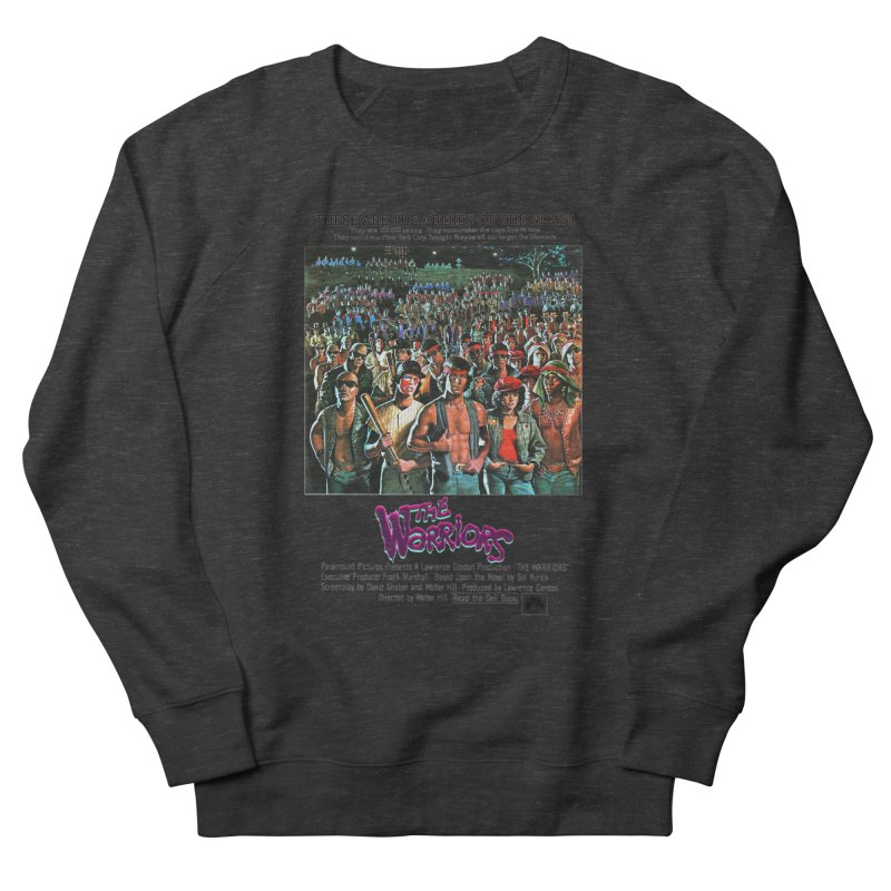 The Warriors Men's French Terry Sweatshirt by mostro's Artist Shop