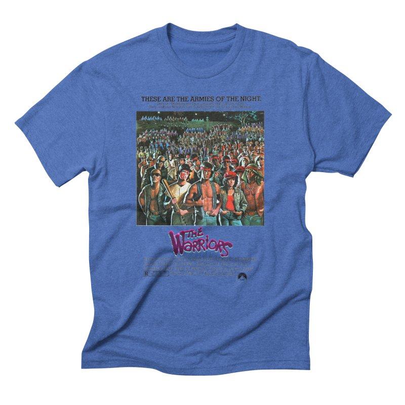 The Warriors Men's Triblend T-Shirt by mostro's Artist Shop