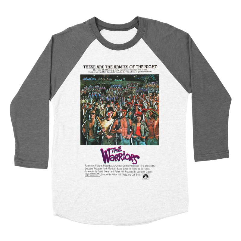 The Warriors Women's Baseball Triblend Longsleeve T-Shirt by mostro's Artist Shop