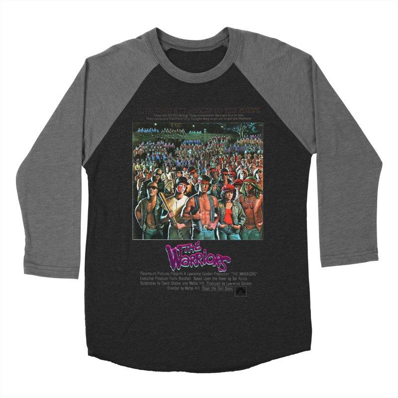 The Warriors Men's Baseball Triblend Longsleeve T-Shirt by mostro's Artist Shop