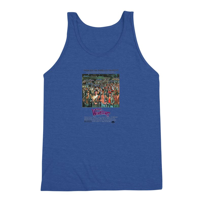 The Warriors Men's Tank by mostro's Artist Shop
