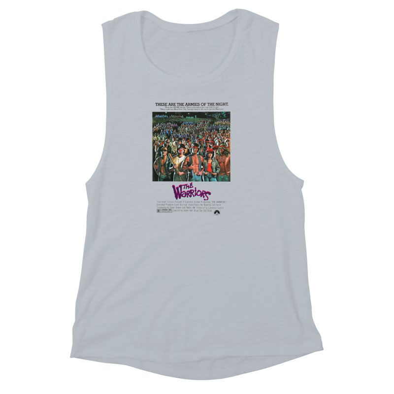 The Warriors Women's Muscle Tank by mostro's Artist Shop