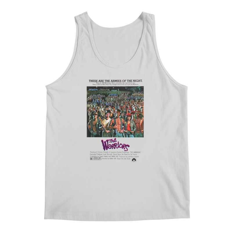The Warriors Men's Regular Tank by mostro's Artist Shop