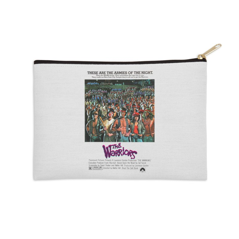 The Warriors Accessories Zip Pouch by mostro's Artist Shop