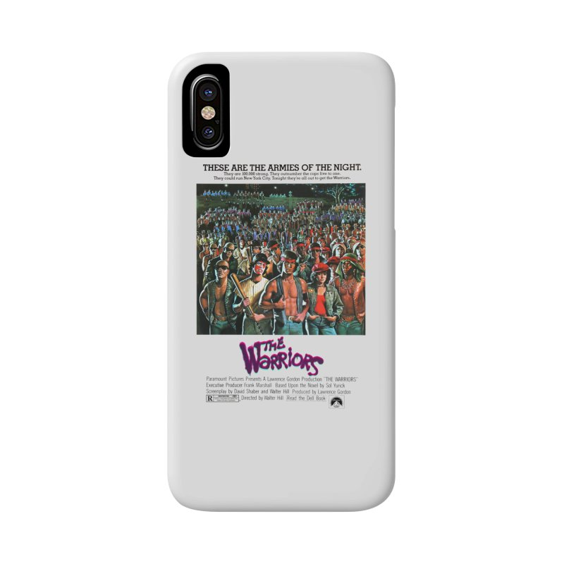 The Warriors Accessories Phone Case by mostro's Artist Shop