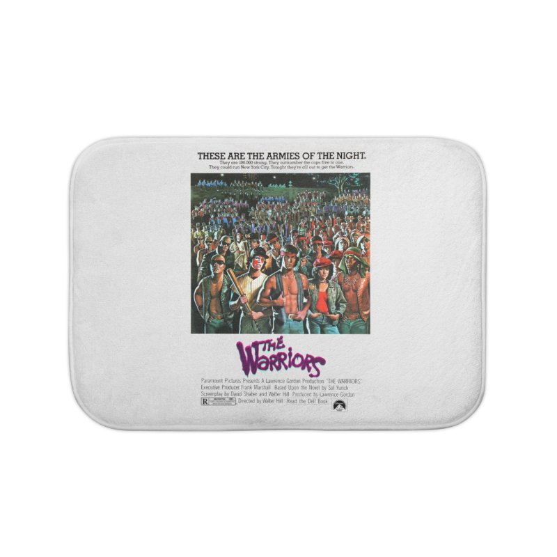The Warriors Home Bath Mat by mostro's Artist Shop