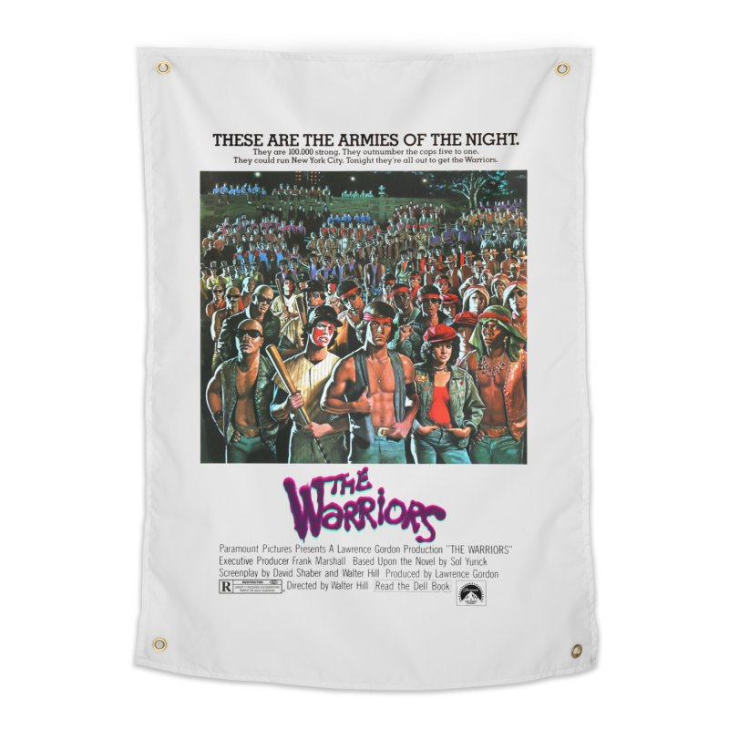 The Warriors Home Tapestry by mostro's Artist Shop