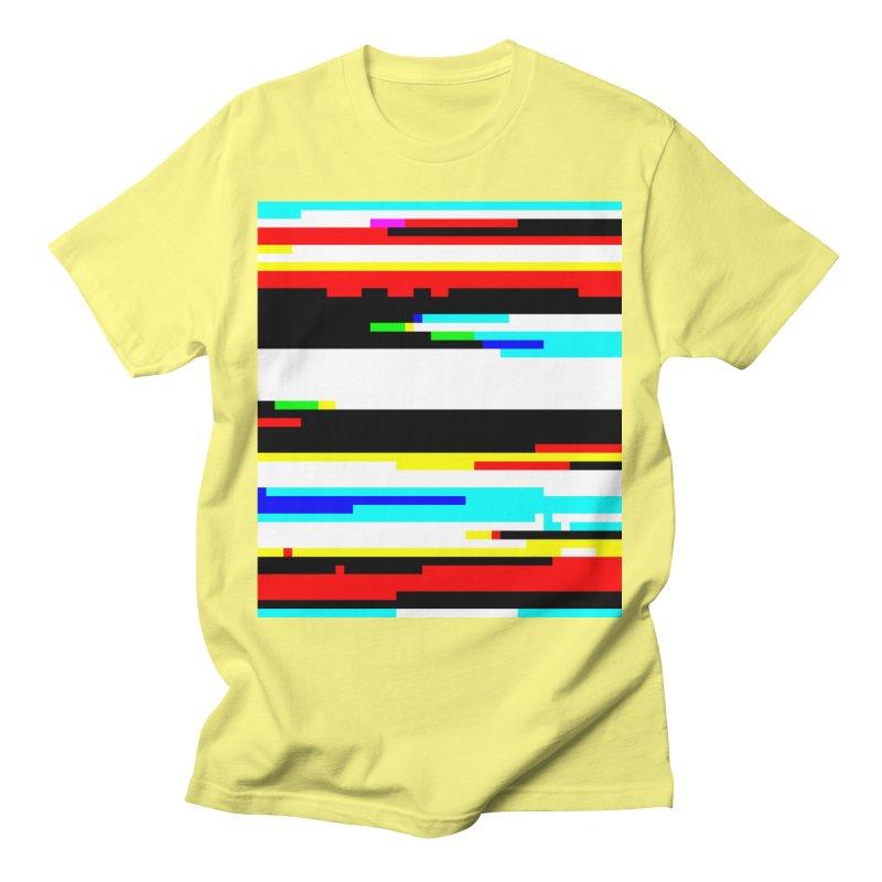 RGB Men's T-Shirt by mostwrongking's Artist Shop