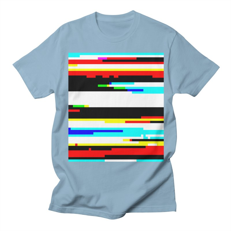 RGB Men's T-Shirt by mostwrongking's Artist Shop