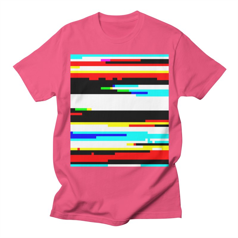RGB Men's Regular T-Shirt by mostwrongking's Artist Shop