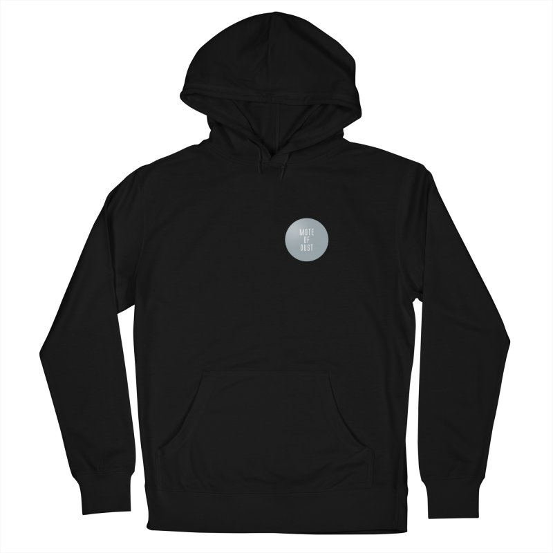 Mote of Dust Basic Logo Men's Pullover Hoody by Most of Dust shop