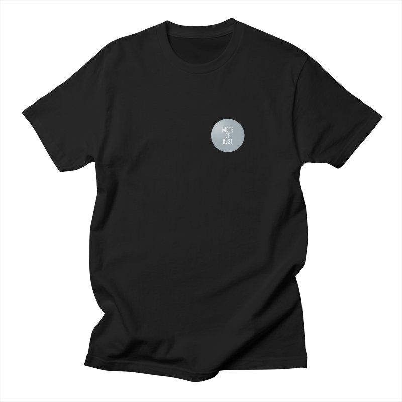Mote of Dust Basic Logo Men's T-Shirt by Most of Dust shop
