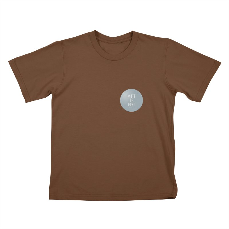 Mote of Dust Basic Logo Kids T-Shirt by Most of Dust shop