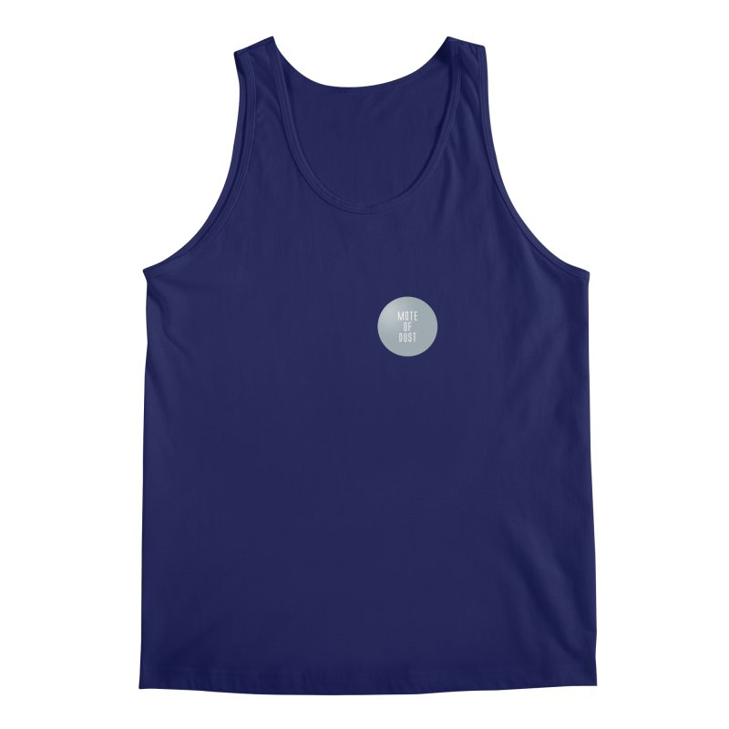 Mote of Dust Basic Logo Men's Tank by Most of Dust shop