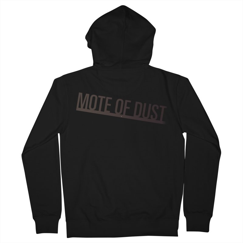 Mote of Dust - Suspended in a sunbeam Men's Zip-Up Hoody by Most of Dust shop